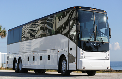 New York Bus Tour 56 Passengers